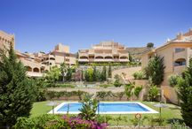 Santa Maria Village / Apartments and penthouses designed with a Mediterranean style http://bit.ly/1uknb3J