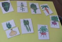 Class garden theme