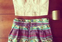 Stunning clothes