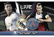 Real Madrid PSG maçı Justin TV şifresiz izle 3 Kasım 2015 Salı