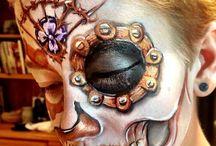 Facepainting / by Tanya Coleen