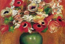 "Pierre Auguste Renoir: ""Anemones"", 1885"