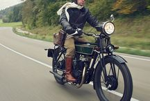 Royal Enfiled / The Indian dream bike
