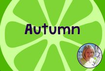 Autumn Materials & Ideas / Autumn Materials & Ideas! Board compiled by Danielle Reed, M.S., CCC-SLP