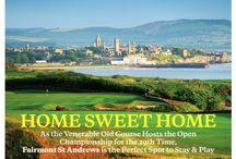 Golf Travel Ideas