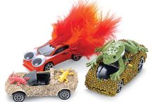 Samochody i dzieci / Wszelkiej maści pojazdy, rozmaite konstrukcje i projekty. Czyli motoryzacja od najmłodszych lat. Dodaj swoją pracę na: http://bit.ly/Hobbart_Samochody