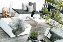 Tarasy, balkony