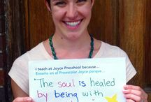 I Work At Joyce Because... / Meet our staff and learn why they love their jobs at Joyce.
