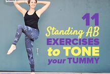 Standing Exercises