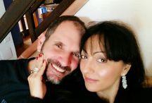 My fiance' ......ENGAGED