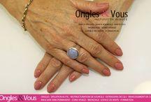 Ongles / Pose d'ongles, Gel, Résine, Vernis, Vernis semi-permanent, Nail Art, 3D...