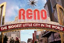 Reno, Nevada / Getting to know my new town ...