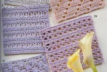cuadrados en crochet
