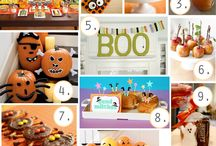 Halloween ideas / by Leisa Tucker