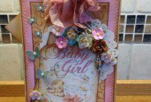 Cards etc... / Baby giftbag