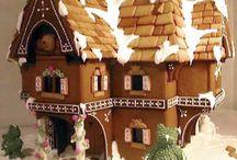 domki z ciasta