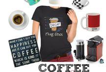 Coffee / Tea / Coffee and Tea Lovers