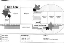 Scrapbook Page Lay-outs / by Theresa Mittan