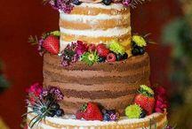 naked birthday cake.