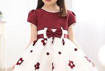 vestidos de niña fiesta