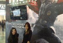"Thor ""The dark world"" - EICMA 2013 / Thor ""The dark world"" - EICMA 2013"