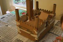 Gr. 4: Medieval Castles Project