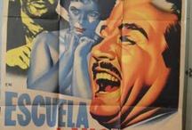Cine de oro / Epoca del cine de oro mexicano.  / by Luis Vazquez