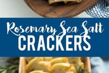 Vegan Crackers