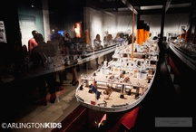 100 Years of the Titanic at National Geographic  / by arlingtonkids