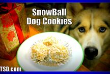 No bake dog treats <3