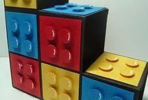 Lego kort