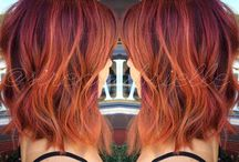 Sunset hair ideas