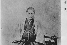 """SAMURAI of Shinsengumi / The Shinsengumi (新選組 or 新撰組  meaning """"the new squad"""") was a special police force organized by the Bakufu (military government) during Japan's Bakumatsu period (late shogun) in 1864. It was active until 1869.It was founded to protect the Shogunate."""