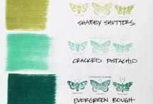 Tim colour charts