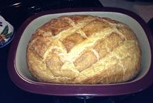 Homemade bread / Who doesn't love homemade bread?