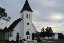 Feeling Churchy / Lovely little churches from around the country side. / by Alisa Bicandi