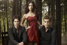 Vampire diaries / by Serena Corbin