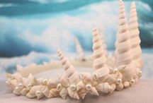 Diademas y coronas Sirenas