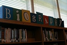 library decor / by Jessica Jane
