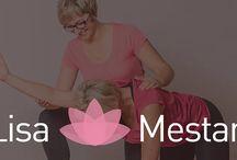 Physio-Therapie / Anregung für ein besseres Körpergefühl und mehr Gesundheit.