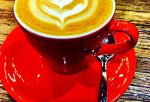 Caffeine / Love for coffee, a surge of caffeine