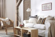 Idei de design pentru living room / Elemente de decor pentru camera de zi.