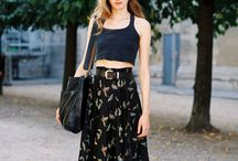 Fashion - 90s revival / All the inspiration you need to recreate some of the most iconic looks from 1990s