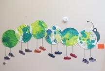 Preschool wall art