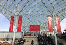 Salone del Mobile 2015 / Eccoci qui, per il 54' anno consecutivo!