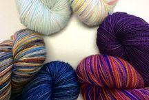 Yarn We Carry / A brief list of just a few of the many yarns we have at the shop.