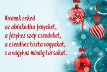 karácsonyi üzenetek
