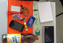 """Je déballe mon sac ! / """" Après avoir déballé son sac"""" , l'élève refuge un inventaire à la Prevert et rédige la fiche d'identité de l'eLeve étudié"""