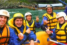 Asahi Rafting Tours / Join our exclusive Kuma River Rafting Tour for a great adventure with a lot of fun and exciting moments.