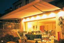 Awnings & Terrace Covers